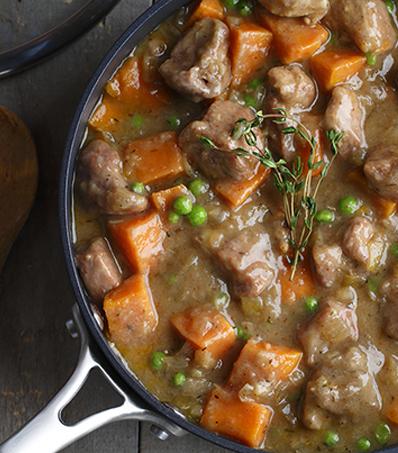 Jamaican Pork Stew